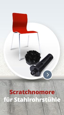 Scratchnomore Möbelgleitersystem Für Elastische Böden