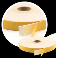 Filzband weiß 1 mm