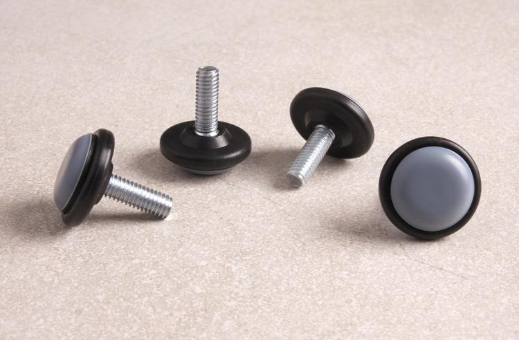 ideal f r schwere m bel gewindegleiter mit ptfe in neuen. Black Bedroom Furniture Sets. Home Design Ideas