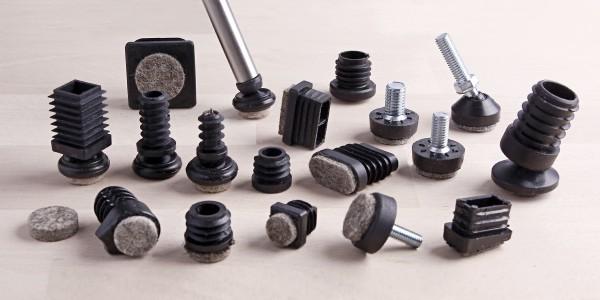 Stahlrohrgleiter-Sortiment