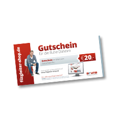 Filzgleiter Gutschein