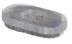 Filzeinsatz eckig / oval für harte Böden